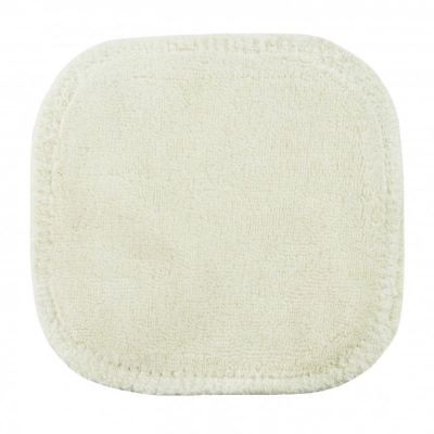 Avril Accessories Washable Cleansing Pad in Organic Cotton 10 cm x 10 cm