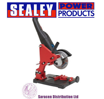 SEALEY ANGLE GRINDER STAND WORKS WITH 100MM, 115mm & 125MM GRINDERS - SMS02