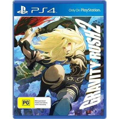 Gravity Rush 2 PlayStation 4 PS4 GAME BRAND NEW FREE POSTAGE