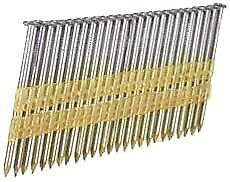 """Duo-Fast SL15HDG 3"""" x .120"""" Full Round Head Stick Nails  (Pack of 2,500)"""