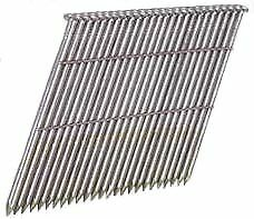 """Fasco CT103128 3"""" x .131"""" Smooth 28° Clipped Head Strip Nails  (Pack of 2,500)"""