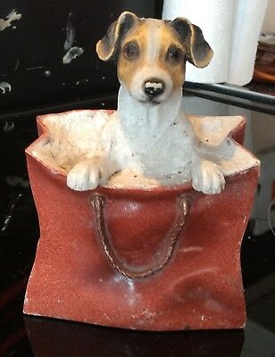 Latex Craft Mould To Make Puppy Dog in Gift Bag  Art & Crafts Hobby