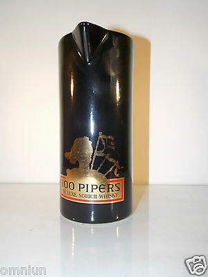 Caneco jarra   Whisky 100 pipers  // jug Whisky 100 pipers