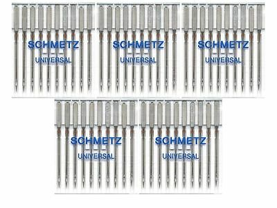 Schmetz Universal 100/16 Sewing Machine Needles 50 Pack