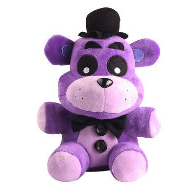 "Five Nights At Freddy's 6"" Shadow Freddy Bear Plush Doll Xmas Gift Toy Gift"
