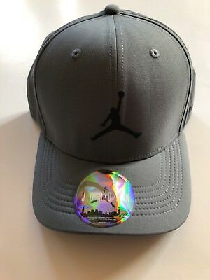 NIKE AIR JORDAN Classic 99 Flex Fit Hat cap Adult L xl Unisex Drifit ... 4675fbfd85e