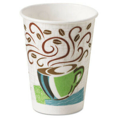 500-ct Dixie PerfecTouch 12oz Insulated Paper Hot Cups Disposable Coffee Cups