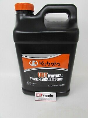 New Genuine Kubota Tractor 2.5 Gallon Udt Transmission Hydraulic Oil 70000-20002