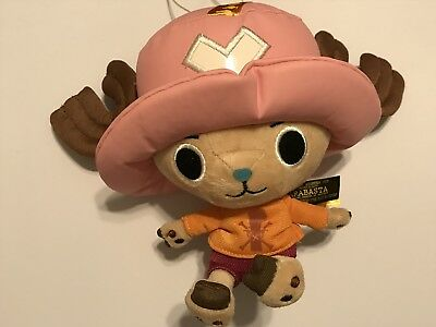 One Piece Tony Tony Chopper Cute Stuffed Plush Doll Official Japan #1 With Tag