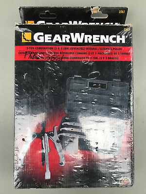 2 and 3 Jaw Reversible Puller 3561 GearWrench