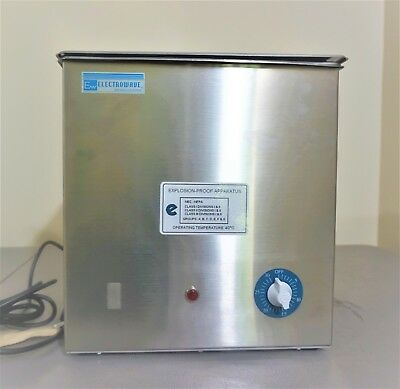 Electrowave EW-12t EXP Explosion Proof Ultrasonic Cleaner