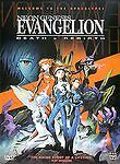 Neon Genesis Evangelion - Movie: Death  Rebirth (DVD, 2002, Manga Entertainment)