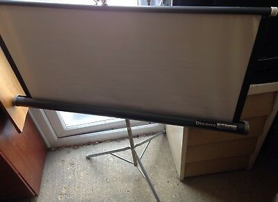 PROJECTOR SCREEN Dixons Atlantic Up to 1m x 1m Freestanding Foldable Projection