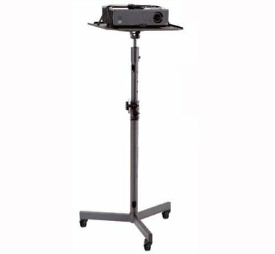 PFS066 Projector Trolley Floor Stand Height Adjustable for Laptop, DVD ...
