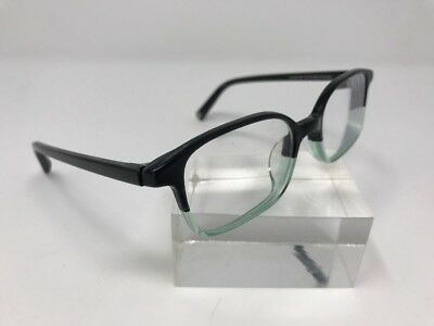73f435a643 Warby Parker Eyeglasses Colon 724 52-18-145 Gray Marble Green Fade Frames  D275