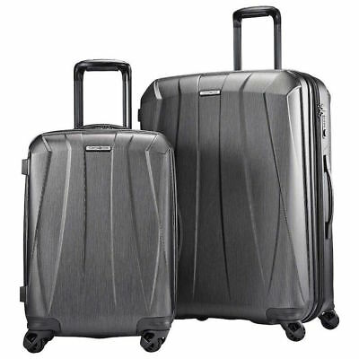 "Samsonite Bantam XLT Luggage Suitcase Bags 29"" Upright Spinner 22"" Carry on 2Pcs"