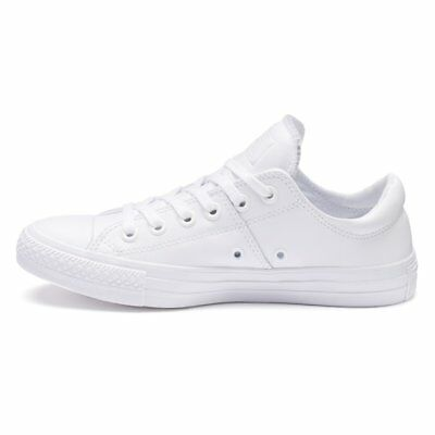 Women's Converse Chuck Taylor All-Star Madison Leather Low-Top Sneakers size 10