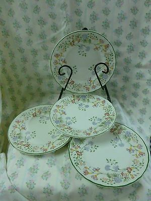 """Churchill """" Emily """" Cake Plate/Side Plate Staffordshire England"""