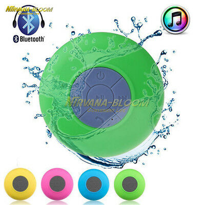Wireless Bluetooth Speaker Handsfree Waterproof Bass Portable Stereo Loudspeaker