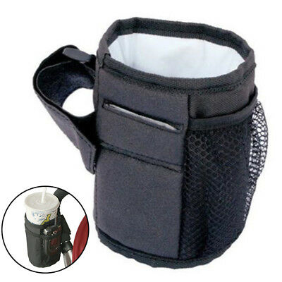 Baby Stroller Bag Mug Cup Holder Bottle Pram Buggy Organizer Bottle Holder