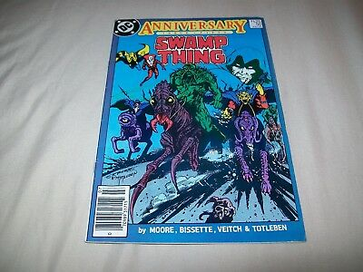 Swamp Thing 50 1St Full Justice League Dark Rare Newsstand Variant Tv Show