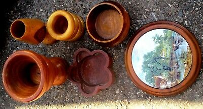 Mixed  Wooden Items