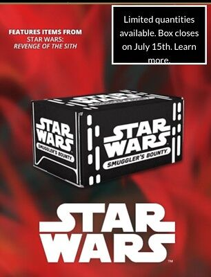 Smuggler's Bounty Revenge Of The Sith Limited Quantity!!