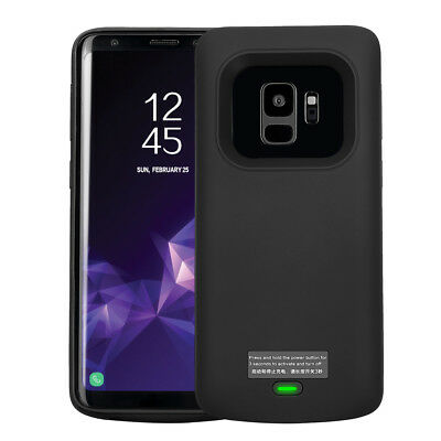 Samsung Galaxy S9 Magnetic External Power Bank Battery Charger Case Pack
