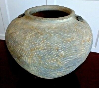 Large Ancient Warring States Pottery Vessel - CHINA - Circa 247 to 221 BC