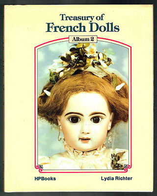 Treasury Of French Dolls, Album 2, Lydia Richter, Hb.new, Unread.