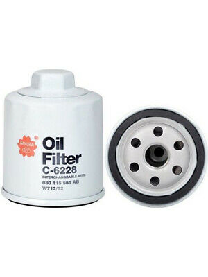 C-1828 Sakura Spin-On Oil Filter ref Ryco Z553