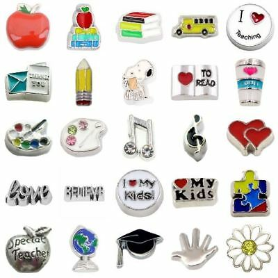 Floating Charm Food Beverage Sweets Fruits Charms fit Origami  Memory Locket