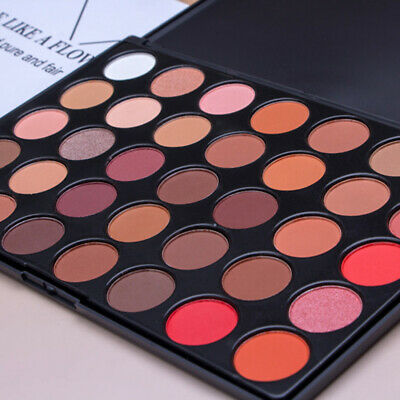 2018 Morphe 35O 2 Second Nature Makeup 35 Color Eyeshadow Palette Most Popular