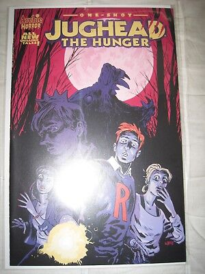 Jughead The Hunger 1 One Shot Variant - Archie Horror - Near Mint