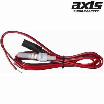 AXIS CB3 3-PIN DC Power cable for Older Uniden UHF Radio Models