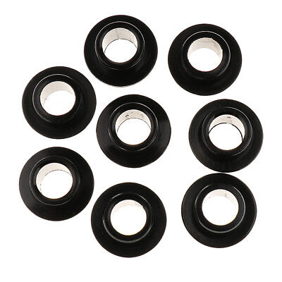 8pcs Skateboard Scooter rouleau Inline Skate Roues Roulement Spacer - 4