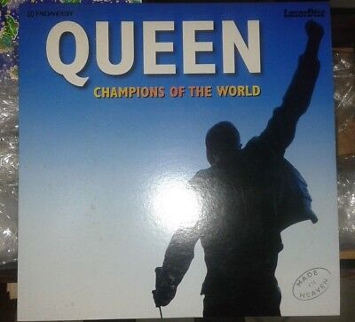 QUEEN - Made in Haeven - Laser Disc