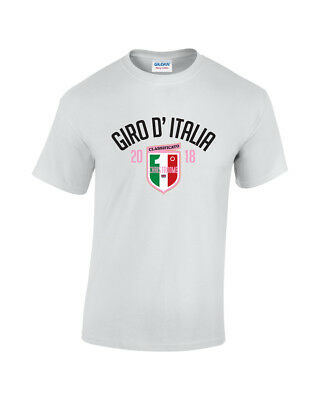 Chris Froome Giro d'Italia 2018 Winner Cycling Bike Mens Printed T-Shirt