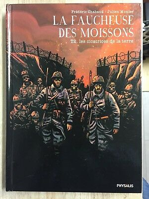 Lot 2 BD La Faucheuse des Moissons