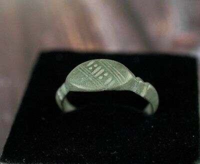 Ancient Ring Viking Age 10th-11th Century AD Medieval Nordic Jewelry