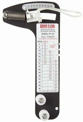 Sailboat Rigging Tension Gauge from Loos & Co., PT-1M Professional Metric ...