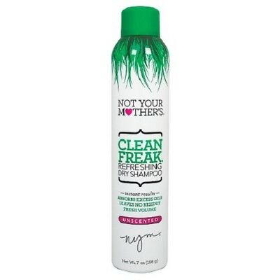 Not Your Mother's Clean Freak Refreshing Dry Shampoo Unscented
