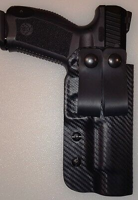 CANIK TP9SFX (IWB) With RMR Cut - KydeX Holster - (Soft loops or Belt Clip)