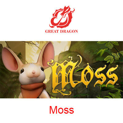 [Contact Before Purchase] Moss [PC Global]