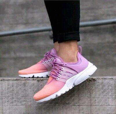 d95e97945378 Women s Nike Air Presto Ultra Br Sunset Glow white Orchid