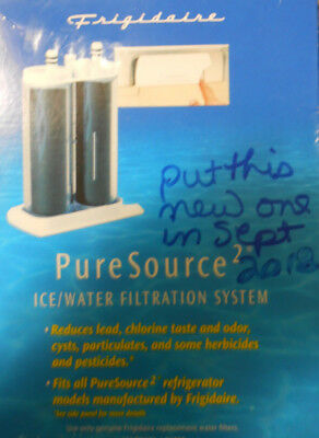 Frigidaire PureSource2 Ice & Water Filtration System, 1 Pack, Frigidaire WF2CB