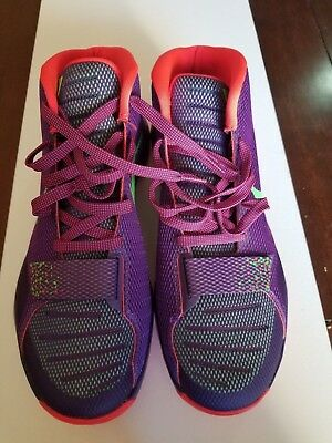 huge selection of 91f72 21204 Nike KD Trey 5 III Mens Basketball Shoes 749377-536 Court Purple Green Size  11