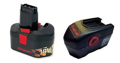 Re-cell service    -    Snapon 18v. Batteries.    -    Re-cell service