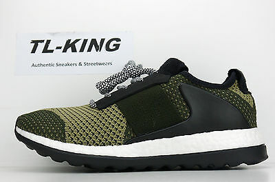 sneakers for cheap f48b8 1b875 Adidas Day One ADO Pure Boost ZG Primeknit PK Olive Black White S81827 HP