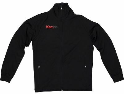 Kempa Kinder Zip Jacke Statement! Trainingsjacke, Freizeitjacke *NEU* Top